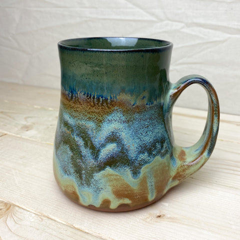 Mug: Flowering Dogwood