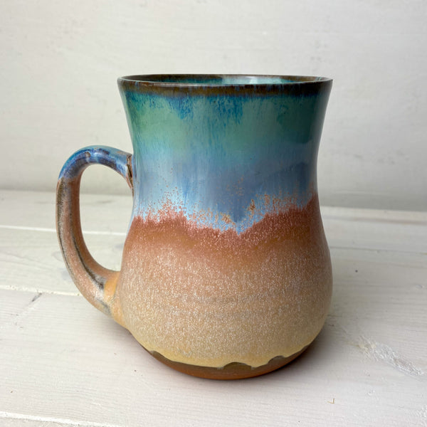 Second: Summer Mug Club 14 (surface crack on handle)