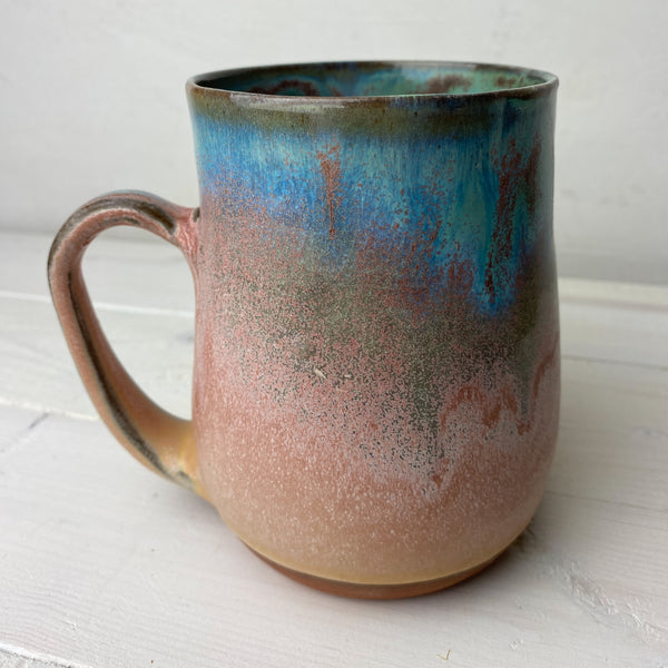 Second: Summer Mug Club 22 (surface crack on handle)