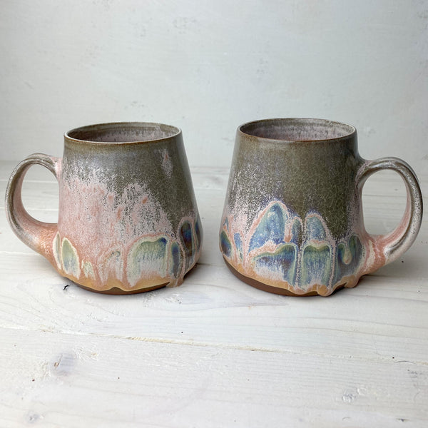 Mugs (2): I can see the pines are dancing