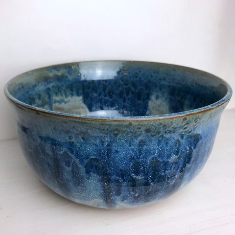 "Big Serving Bowl (9.5""): Swimmer"