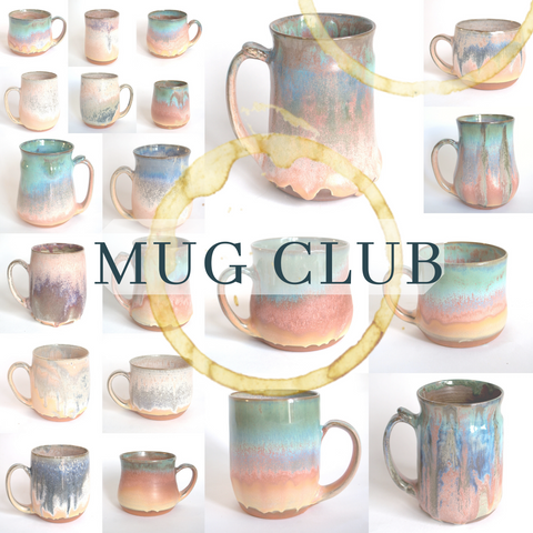 Sweet Earth Mug Club Subscription