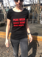 Peak week T-Shirt allstridesin