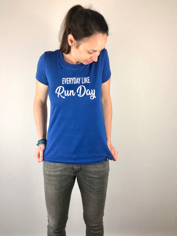 Everyday like Run Day T-Shirt allstridesin