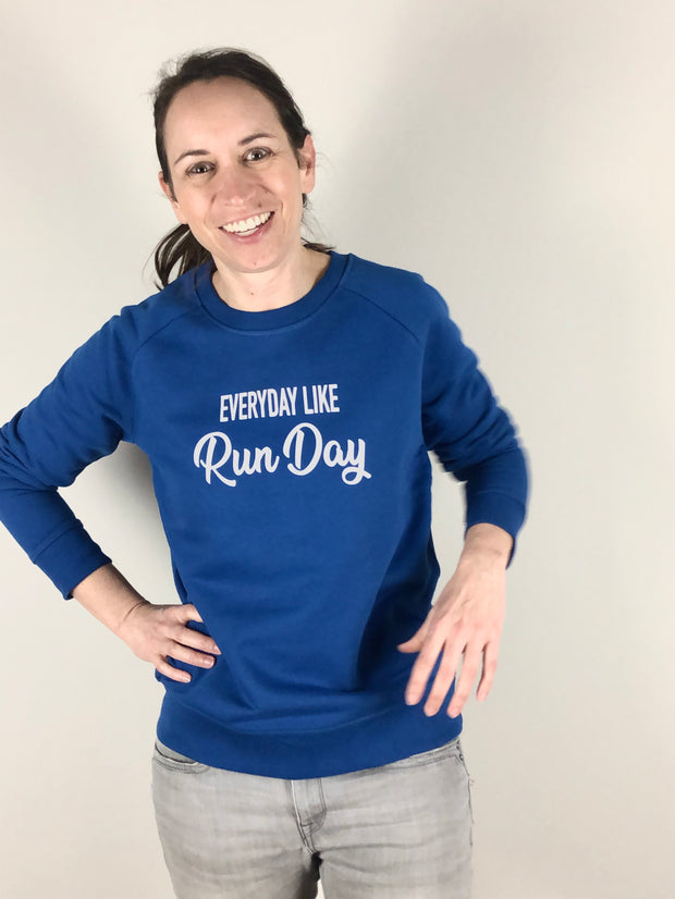 Everyday like Runday Sweater allstridesin