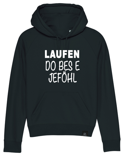 Laufen do bes e Jeföhl Iconic Lady Hoodie ALLSTRIDESIN®