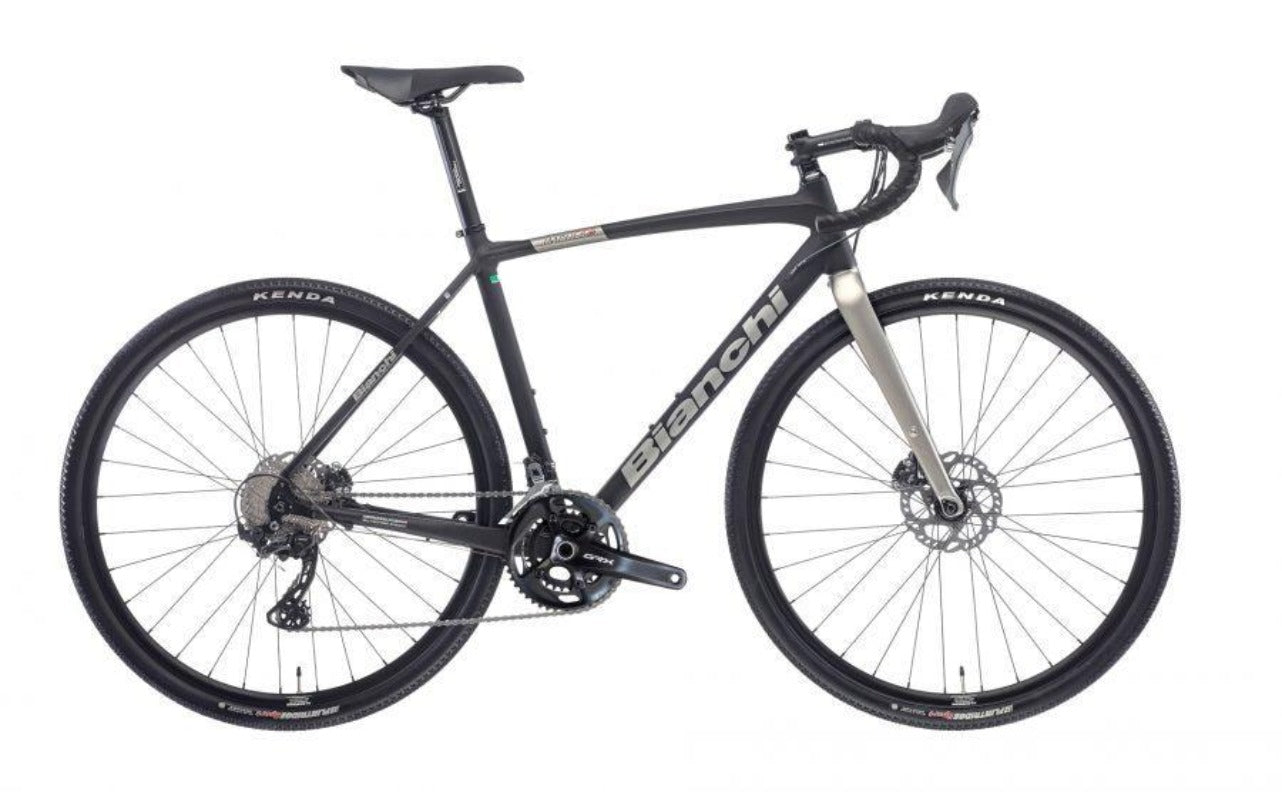 BIANCHI - IMPULSO ALLROAD - GRX 810 11SP HYDR. DISC