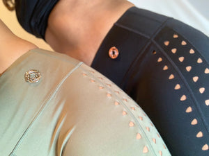 Diamond Cut- LEGGINGS -Discount applied at check out!