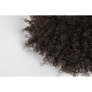 Harje Hair Curly Kinky Man Hair Unit