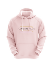 Load image into Gallery viewer, Flat White Chats Hoodie