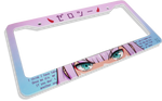 Zero Two License Plate Frame [Limited Stock]
