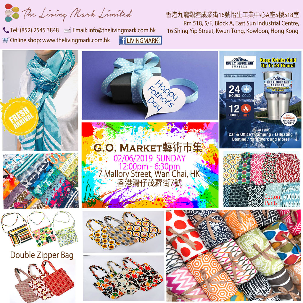 Event - G.O. Market 02 June 2019 Sunday
