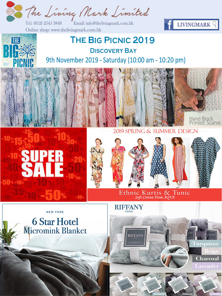 Event - The Big Picnic 09 November 2019