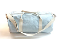 Big Size Cotton Travel Bag (Blue)