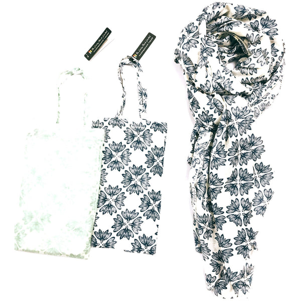 100% Cotton Scarves