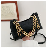 Vintage Mini Leather Handbag