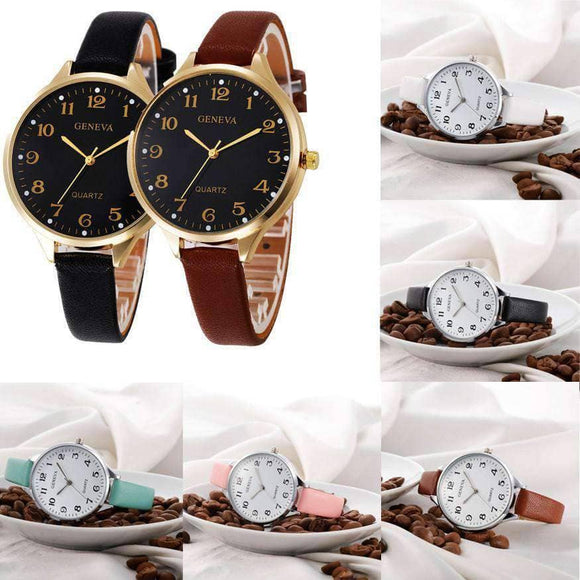 Assorted Colours Wrist Watch