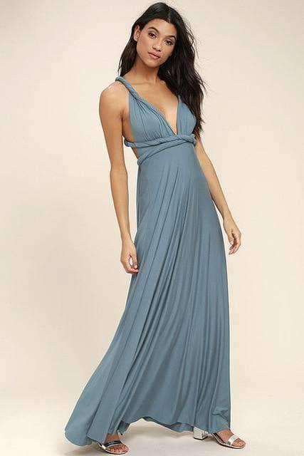Empire Convertible Dress