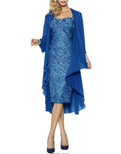 Blue Formal Party Dress - PLUS SIZES AVAILABLE
