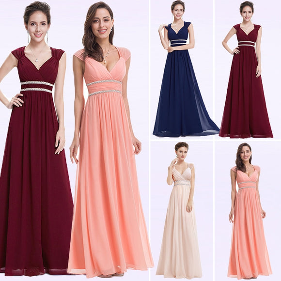 Chiffon Party Gowns