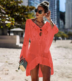 Swimsuit Cover-up(s) & Mesh Beach Dress