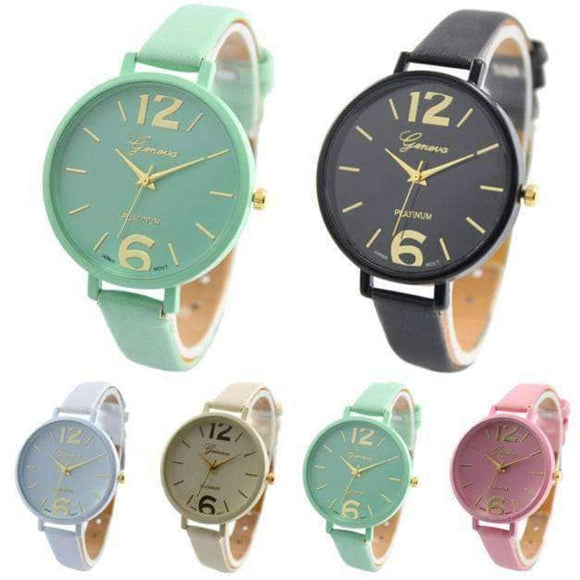 Unisex Analog Quartz Wrist Watch