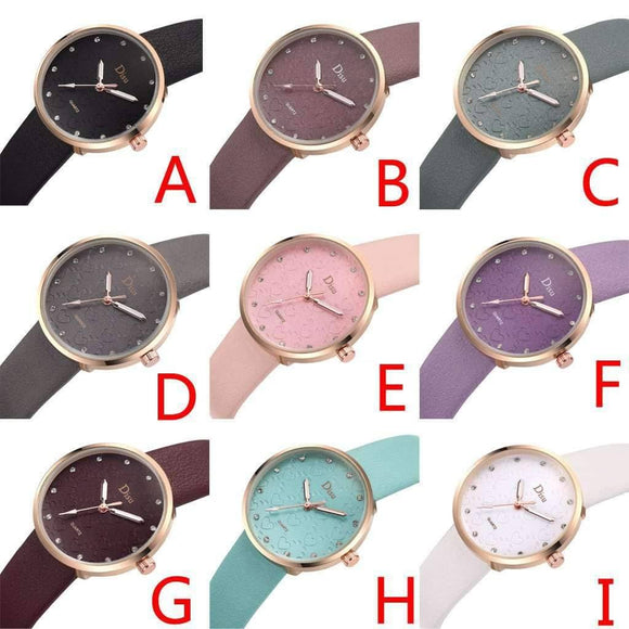 New Arrival Assorted Casual Watch