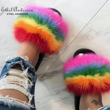 Gorgeous Plush Slippers