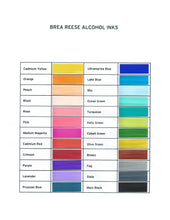 Load image into Gallery viewer, Brea Reese Alcohol ink