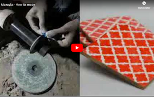 How Mozayka is made... Video