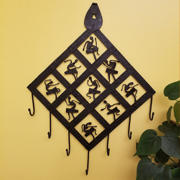 PITVAARI - Diamond Shaped Key Hanger