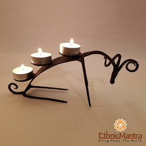 Antelope Candle holder