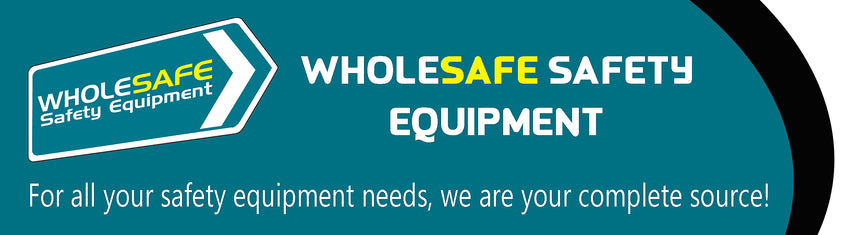 Wholesafe Safety Equipment. New Zealand suppliers of PPEbanner