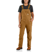 Carhartt Womens CRAWFORD Double Front Bib Overall