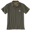 Carhartt FORCE Cotton Delmont Pocket Polo