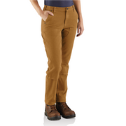 Carhartt Womens STRAIGHT FIT TWILL Double front Pant