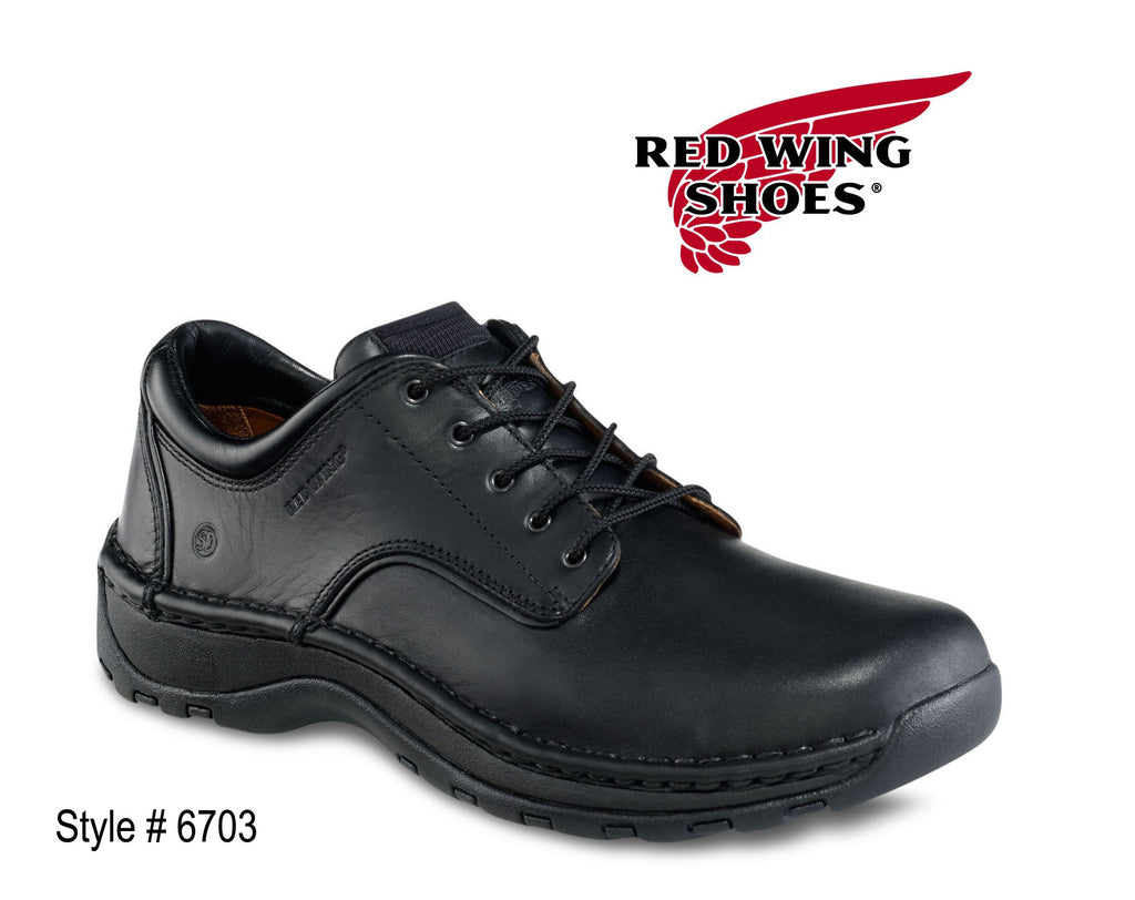 Redwing 6703 lace up shoes