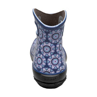 BOGS Womens PATCH JUNED Ankle Boot Blue Multi