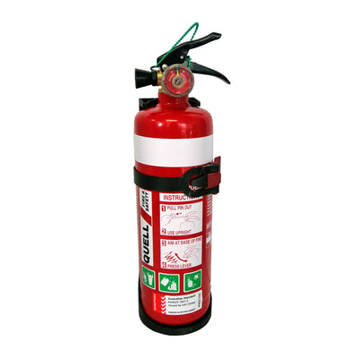 Fire Extinguisher 1kg ABE Plastic Bracket