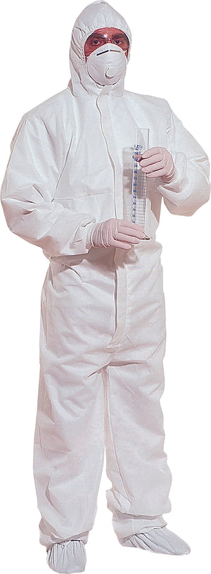 DeltaPlus Disposable Hooded Overall (DT221)