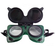 Blue Eagle (Round lens) Welding Goggle