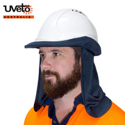 Hard Hat Flap