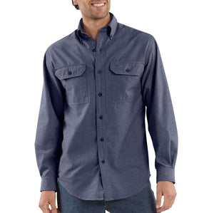 Carhartt FORT Longsleeve Chambray Shirt