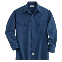 Carhartt Long Sleeve Twill Work Shirt
