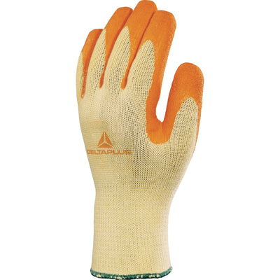 DeltaPlus Latex Coated Glove (VE730OR)