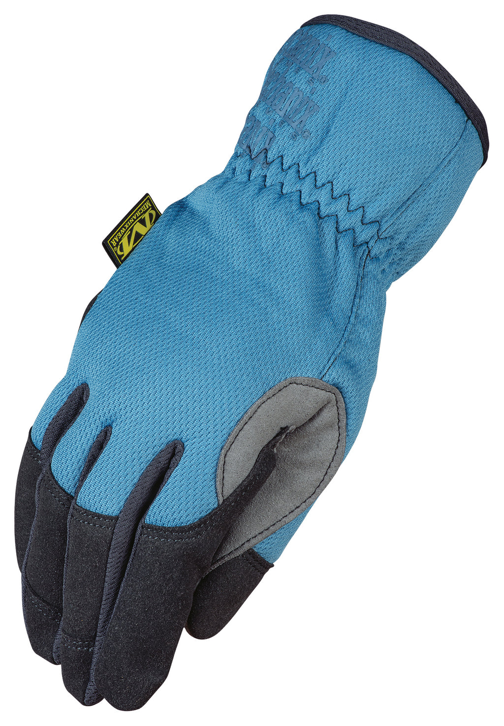 Mechanix Womans Padded palm blue