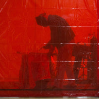 Welding Screens (Orange/Red)