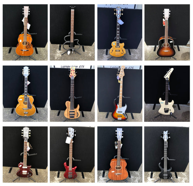 Latest Arrivals - Complete Music Shop Clearance | Acoustic, Electric and Bass Guitars Now Available