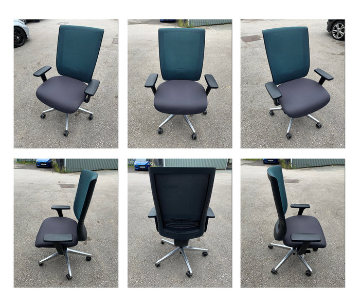 Pledge Kind Mesh Back Task Chairs - Only £59.99 Each With Free Local Delivery!