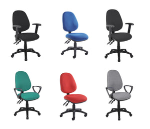 BIG DEALS February 2020 - Vantage 100 Operator's Chairs From Just £59.99 Delivered